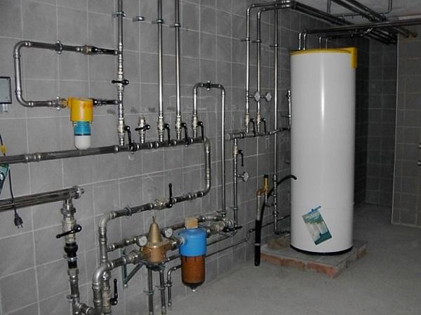 Impianti idraulici in acciaio inox a como - Impianti idraulici bagno ...